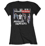 T-Shirt One Direction  Midnight Memories