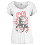 T-Shirt Billy Idol - Rebel Yell