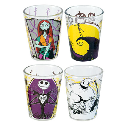 Glas Nightmare before Christmas
