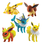 Pokemon Actionfiguren Multi-Pack D2 6 cm