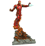 Captain America Civil War Marvel Milestones Statue Iron Man 53 cm