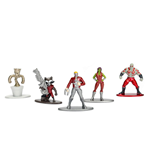 Marvel Comics Nano Metalfigs Diecast Minifiguren 5-er Pack Guardians of the Galaxy 4 cm