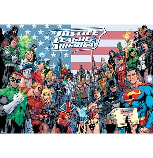 Superhelden Dc
