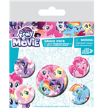 Brosche My little pony 286447