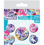 Brosche My little pony 286463