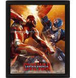 Poster Captain America  286491