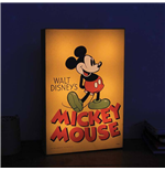 Tischlampe Mickey Mouse 286604