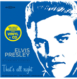 Vinyl Elvis Presley - The Very Best Of (Blue Vinyl+Cd)