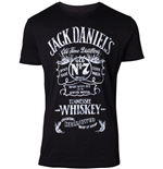 T-Shirt Jack Daniel's - Old Advertising