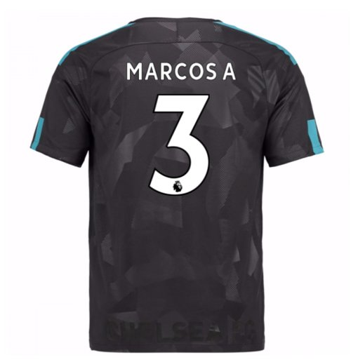 Trikot 2017/18  Chelsea 2017-2018 Third (Marcos A 3) Kinder