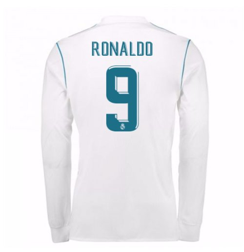 Trikot 2017/18  Real Madrid 2017-2018 Home