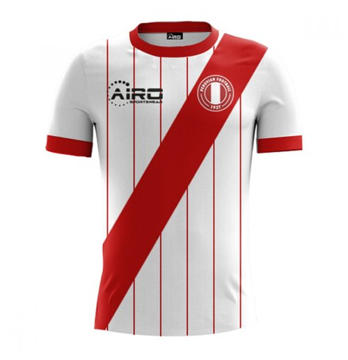 T-Shirt Peru Fussball 2017-2018 Home