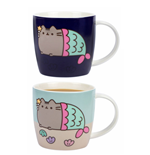 Pusheen Tasse mit Thermoeffekt