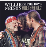 Vinyl Willie Nelson - Willie's Stash Vol. 2
