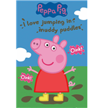 Poster Peppa Pig 288080