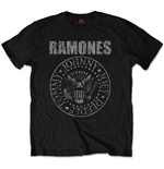 T-Shirt Ramones Distressed Presidential Seal
