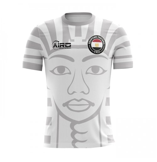 T-Shirt Ägypten Fussball 2018-2019 Away Concept Kinder