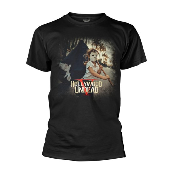 Hollywood Undead T-Shirt FIVE