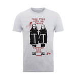 The Shining T-Shirt COME PLAY WITH US