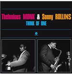 Vinyl Thelonious Monk / Sonny Rollins - Think Of One