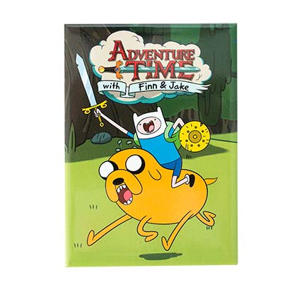 Magnet Adventure Time