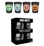 Call of Duty Premium Schnapsgläser 4er-Pack Perks