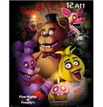 Poster Five Nights at Freddy's 289507