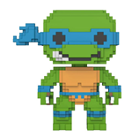 Teenage Mutant Ninja Turtles 8-Bit POP! Vinyl Figur Leonardo 9 cm