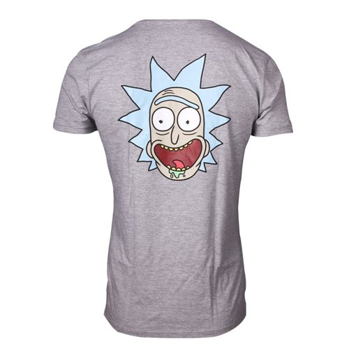 T-Shirt Rick and Morty 289725