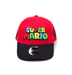 Kappe Super Mario logo Curved Bill Cap