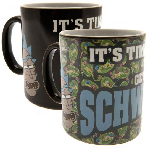 Rick and Morty Tasse