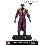 Destiny Color Tops Actionfigur Warlock (King's Fall) 18 cm