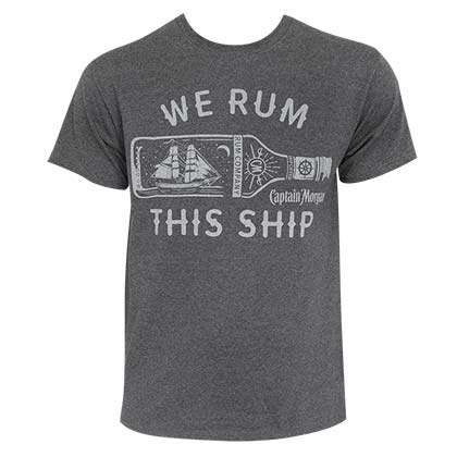 T-Shirt Captain Morgan We Rum