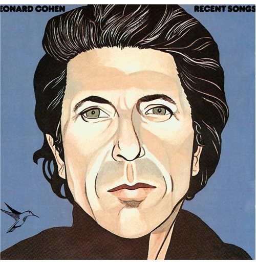 Vinyl Leonard Cohen - Recent Songs