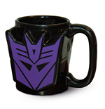 Transformers G1 3D Tasse Decepticon Shield