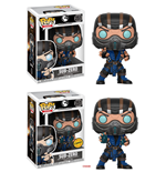 Mortal Kombat POP! Games Vinyl Figuren Subzero 9 cm Sortiment (6)