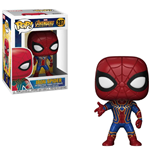 Avengers Infinity War POP! Movies Vinyl Figur Iron Spider 9 cm