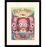 Kunstdruck Rick and Morty 291972