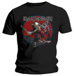 T-Shirt Iron Maiden:  Trooper Red Sky