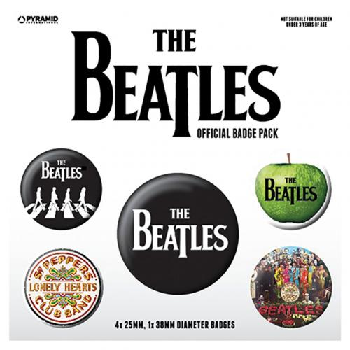 Brosche The Beatles 292350