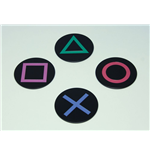 PlayStation Untersetzer 4er-Pack Icons
