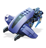 Halo Mega Bloks Bauset Covenant Commander