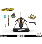 Borderlands Deluxe Actionfigur Claptrap 12 cm