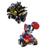 LEGO® DC Universe Super Heroes™ Mighty Micros - Batman™ vs. Harley Quinn™