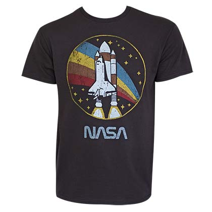 T-Shirt NASA  Shuttle Launch
