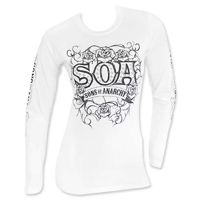 T-Shirt Sons of Anarchy für Frauen
