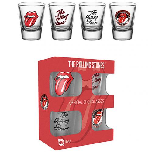 Glas The Rolling Stones Packung