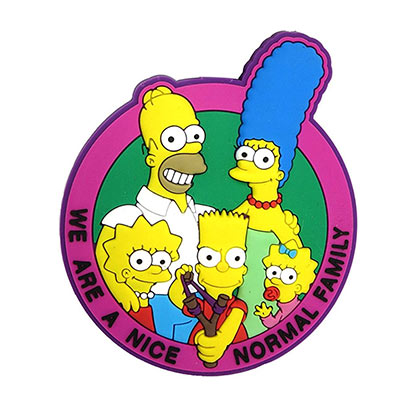 Magnet Die Simpsons