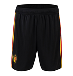 Shorts Belgien Fussball 2018-2019 Away