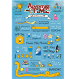 Poster Adventure Time 293390